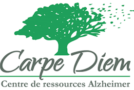Logo Carpe Diem alzheimer