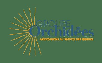 Logo groupe les orchidées