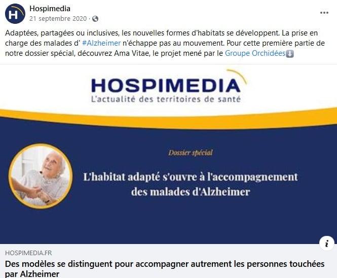 Article Hospimedia Ama Vitae