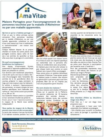 article paru dans le magazine Le Point en mars 2021, et Le figaro en juin 2021